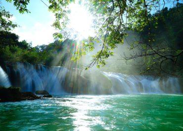 Дух Воды и Дух Камня